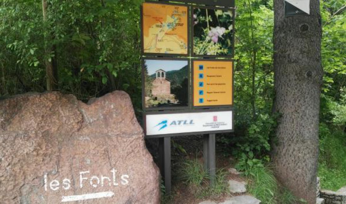 Trips and excursions from Girona airport to Castellar de N'hug